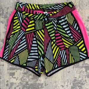 Colourful Active shorts